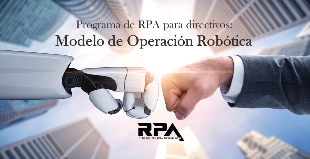 Programa de RPA para Directivos